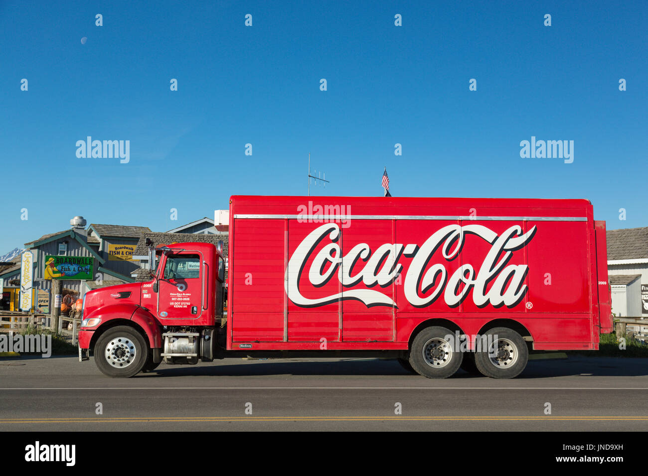Coca Cola Park Food Truck