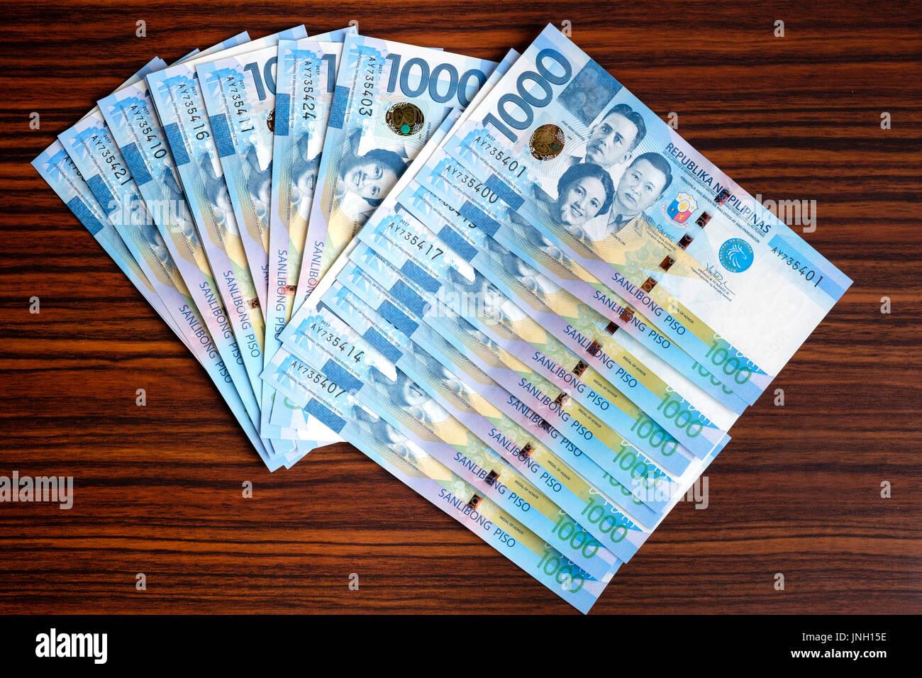 Philippines Pesos Stock Photos & Philippines Pesos Stock Images - Alamy