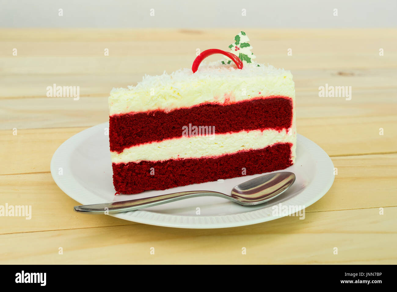 red velvet cake on wood table texture can use to display or montage product m18 texture