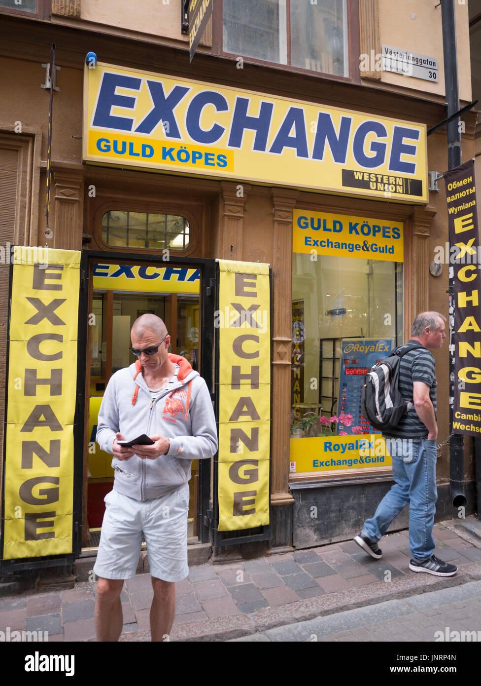 Forex exchange sweden
