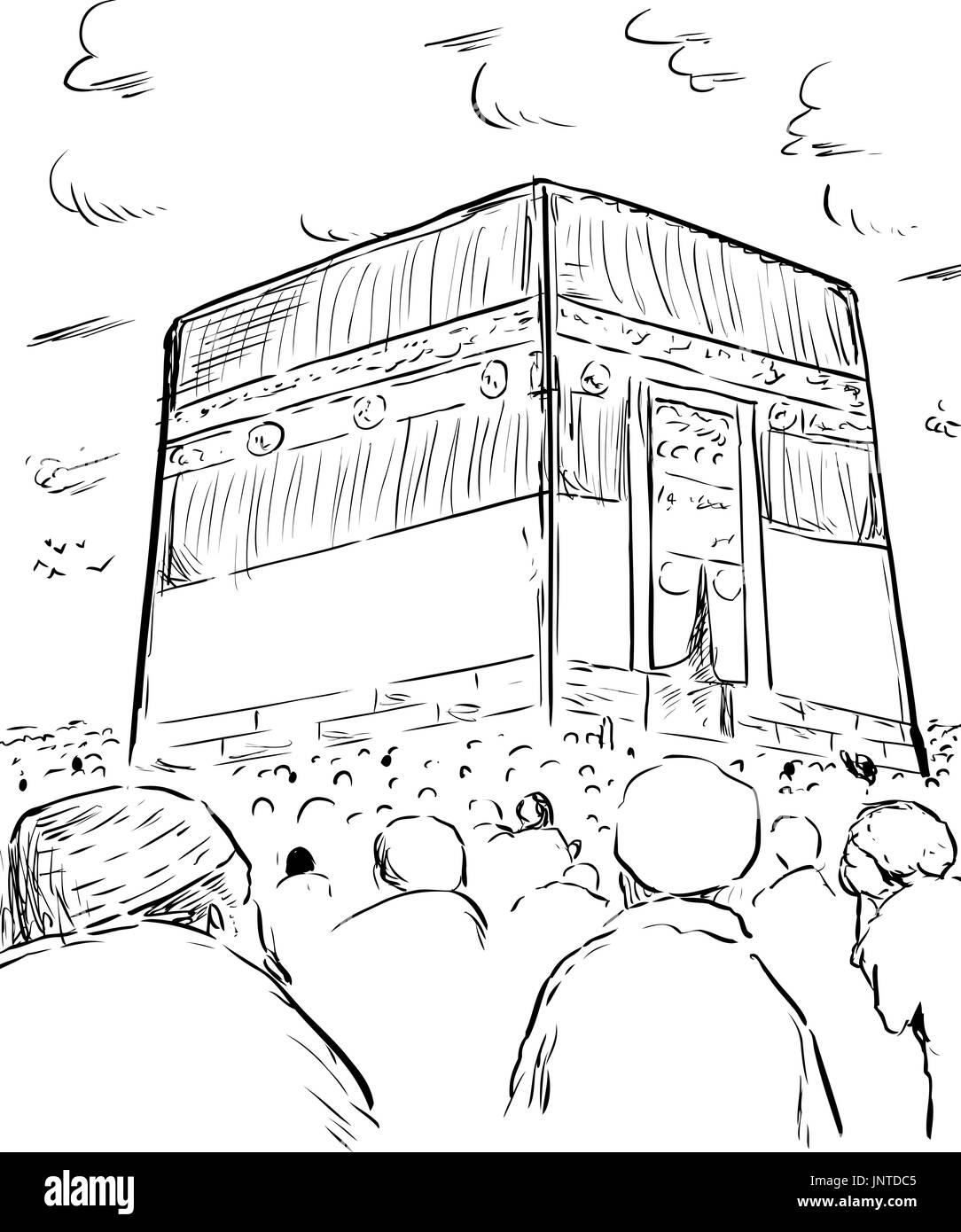 It's just an image of Exhilarating Holy Kaba Coloring Page