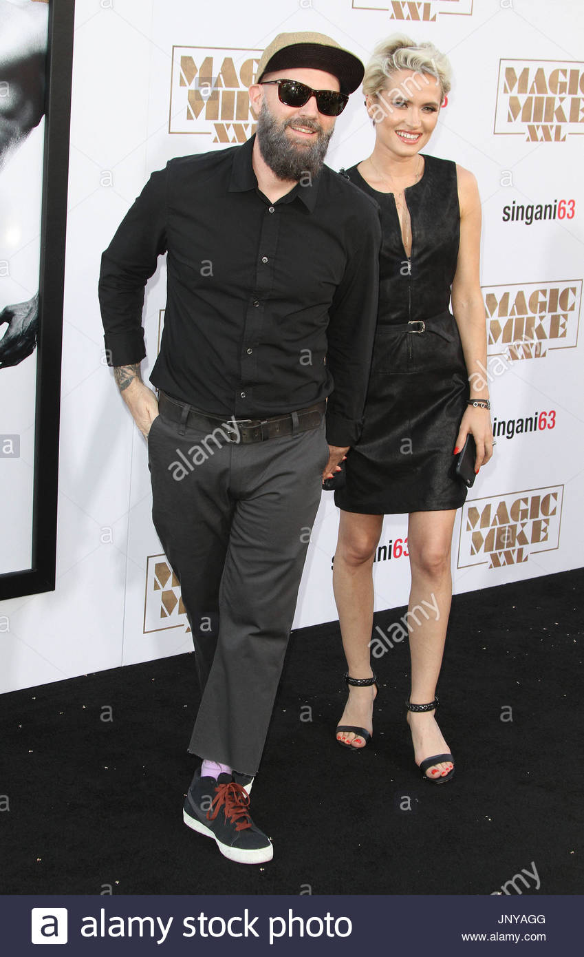 51b937afbbbb5 Fred Durst. MAGIC MIKE XXL WORLD PREMIERE - Los Angeles Stock Photo ...