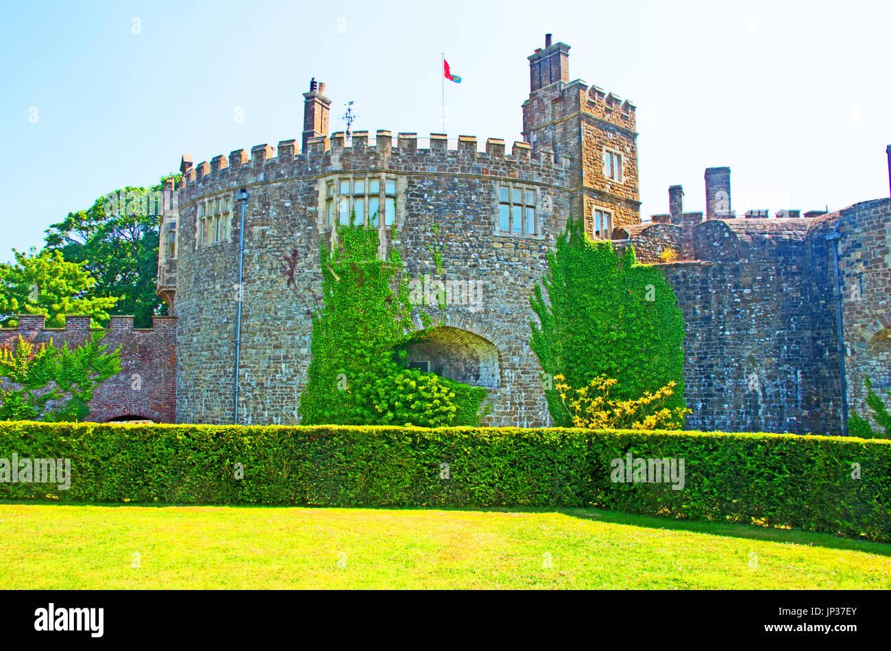 Walmer Castle, Kent, England Stock Photo