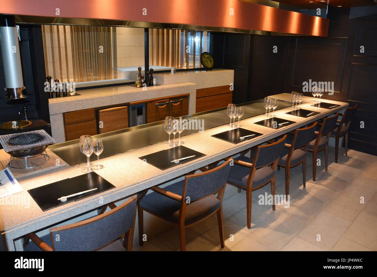 Miyazaki Japan Newly Opened Restaurant Beef Atelier