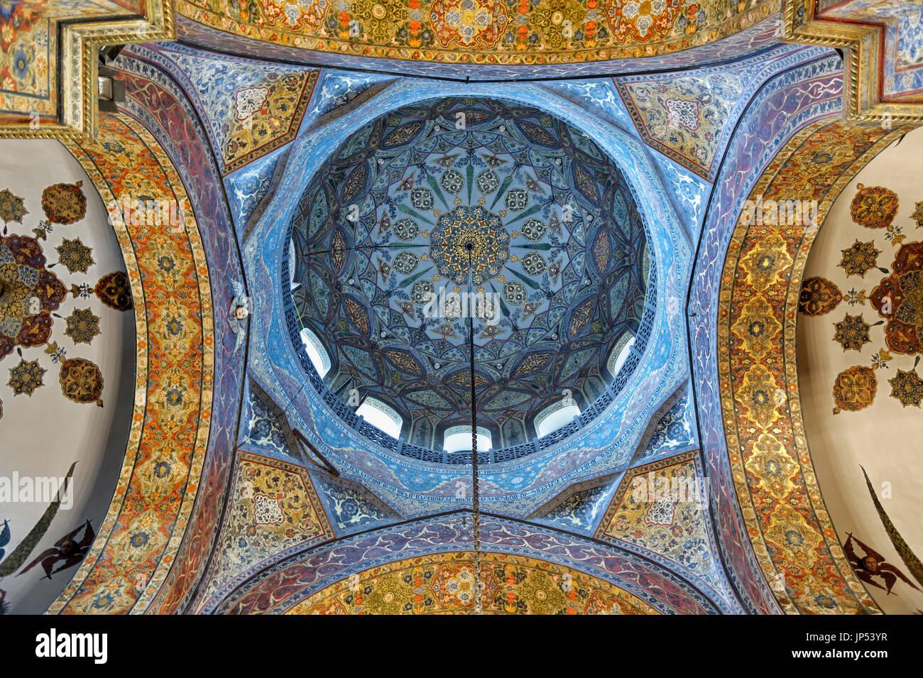 Echmiadzin Cathedral, Vatican of the Armenian Apostolic Church Stock