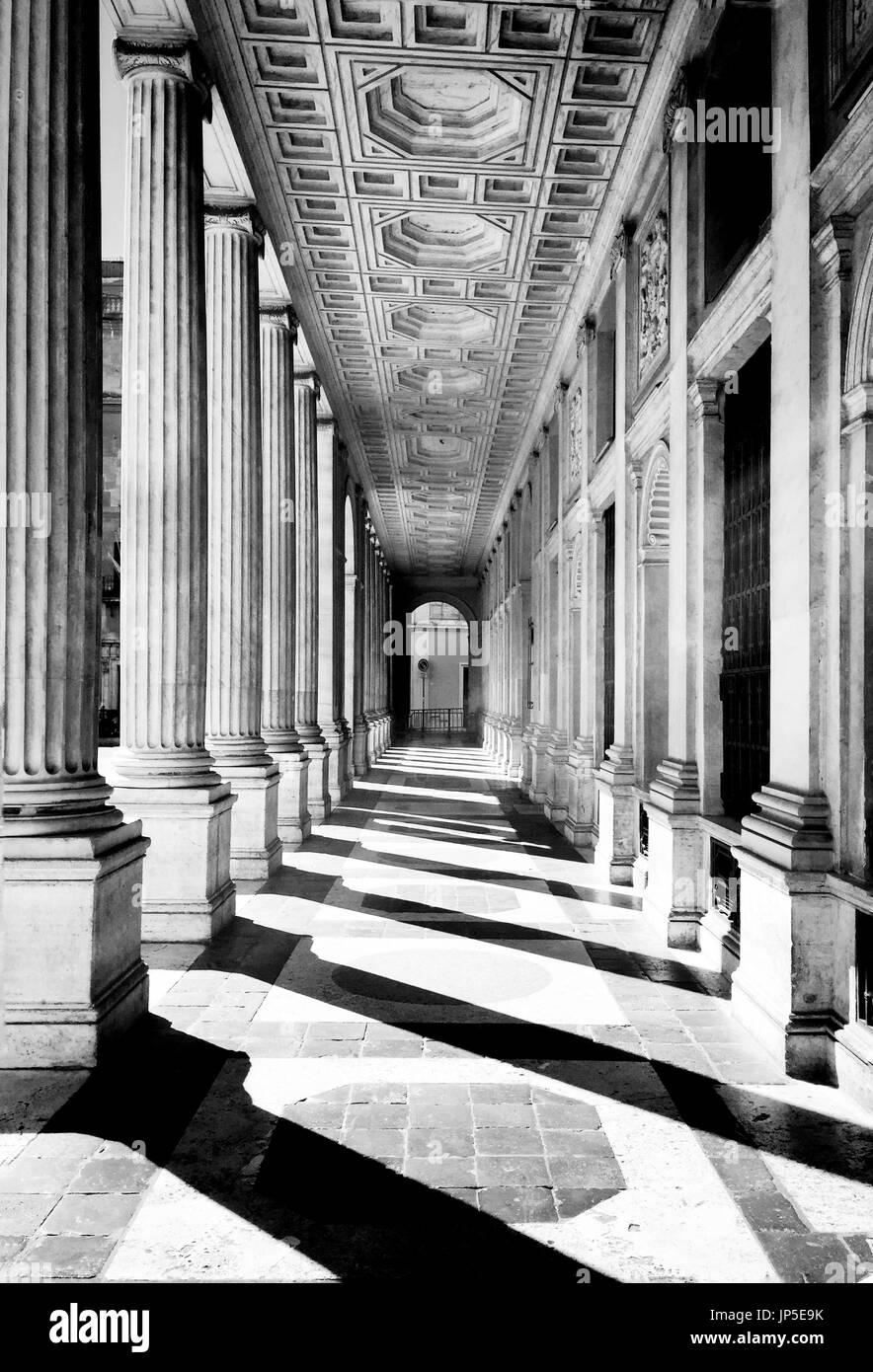 column - Stock Image