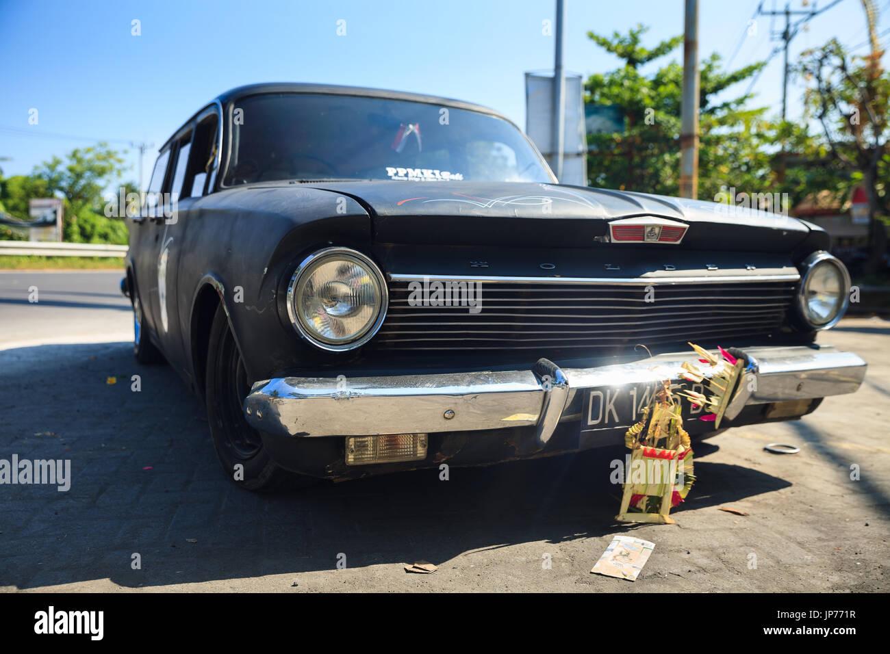 Matchless vintage car chrome