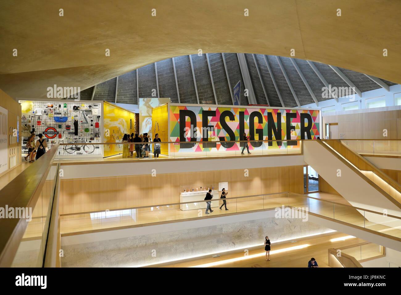 Interior Gallery London Architecture Stock Photos ...