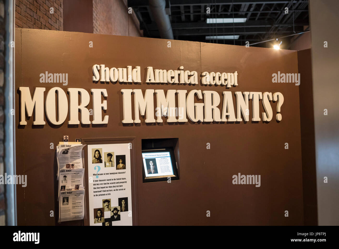Oh America! : Through The Eyes Of An Immigrant