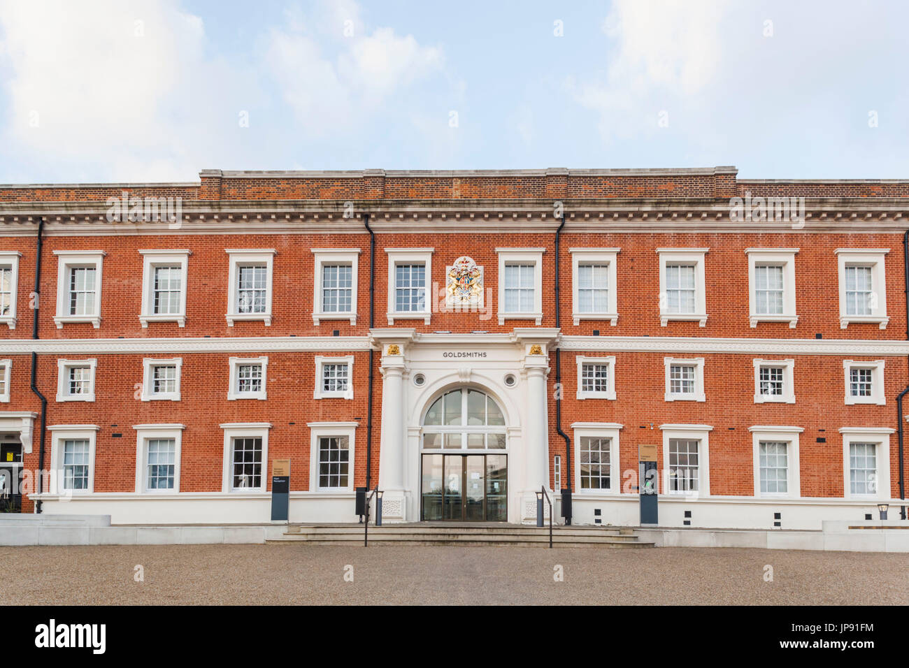 England, London, New Cross, Goldsmiths College - Stock Image