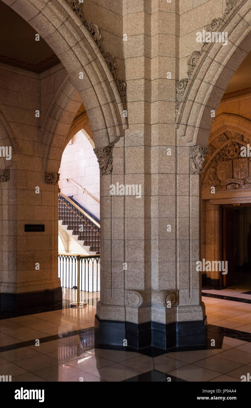 House Of Commons Foyer : House of commons stock photos
