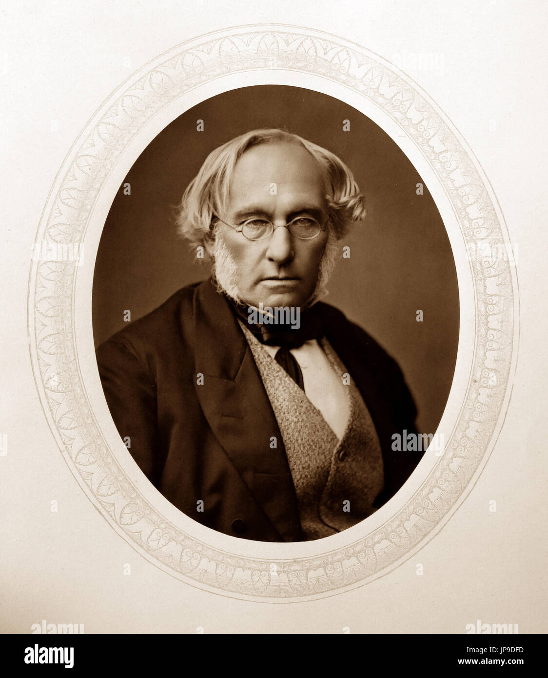 Sir Edward Shepherd Creasy, Victorian period - Stock Image