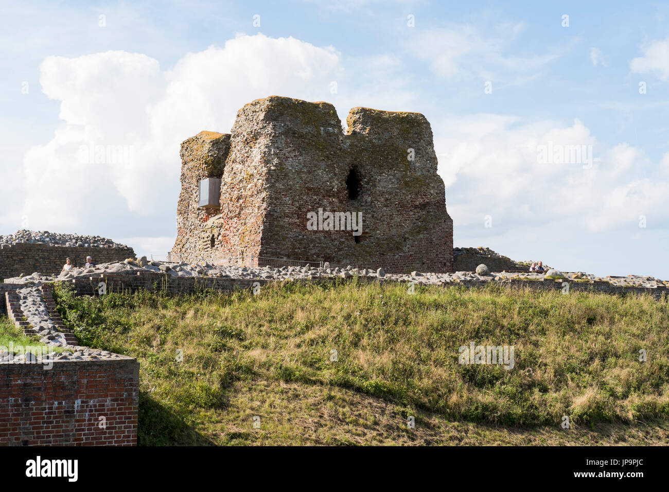Kalø castle - Kalø slot ruins near Aarhus - Jutland - Denmark Stock Photo: 151420708 - Alamy