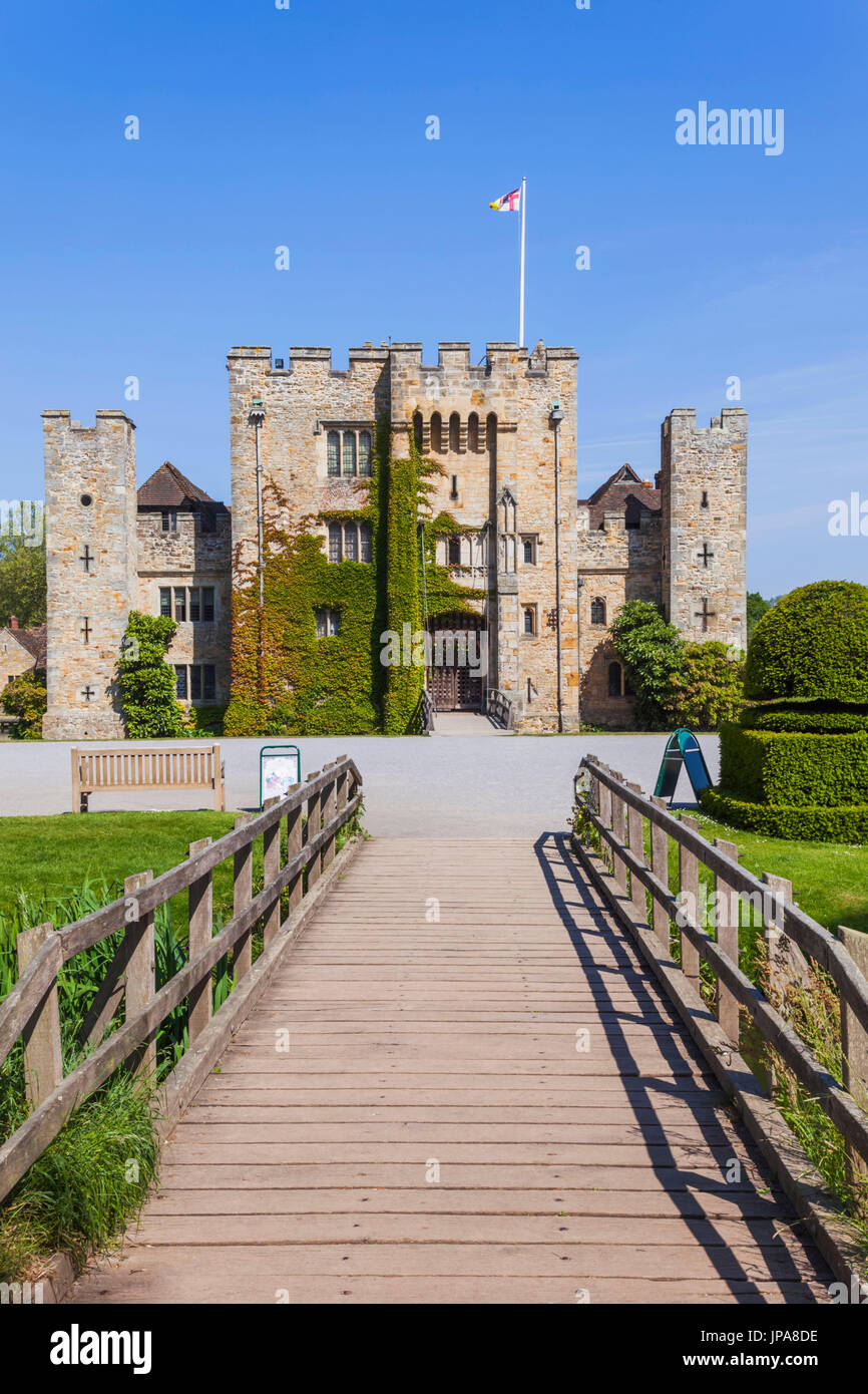 England, Kent, Hever, Hever Castle - Stock Image