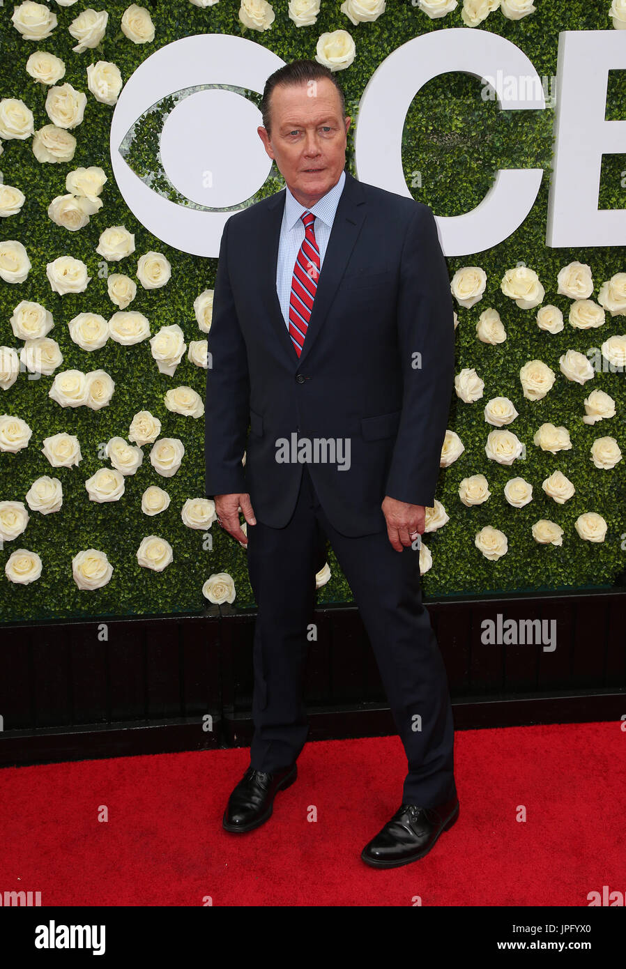 STUDIO CITY, CA - AUGUST 01: Robert Patrick, At 2017 Summer TCA Tour - CBS Television Studios' Summer Soiree At CBS Studios In California on August 01, 2017. Credit: FS/MediaPunch - Stock Image
