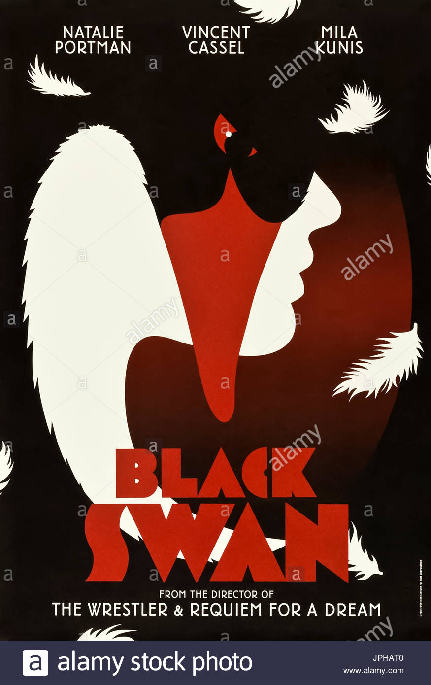 Black Swan 2010 Directed By Darren Aronofsky And Starring Natalie Stock Photo Alamy