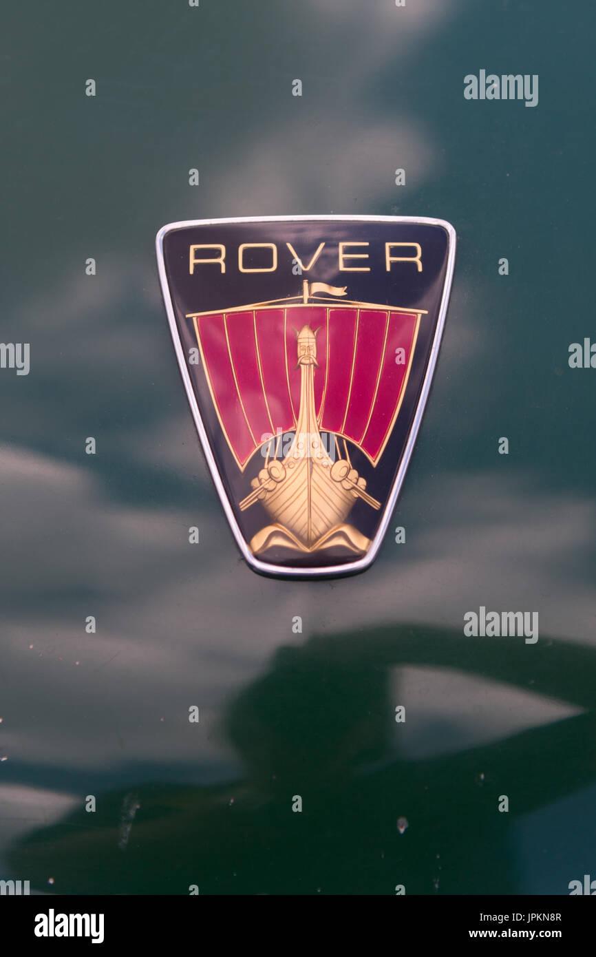 Rover 3000 V8 - Stock Image