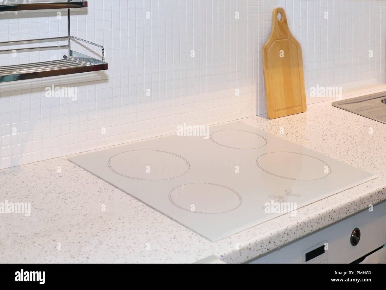 Electric Stove Top High Resolution Stock Photography And Images Alamy
