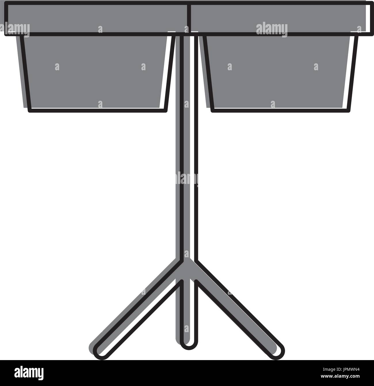 timpani music instrument icon