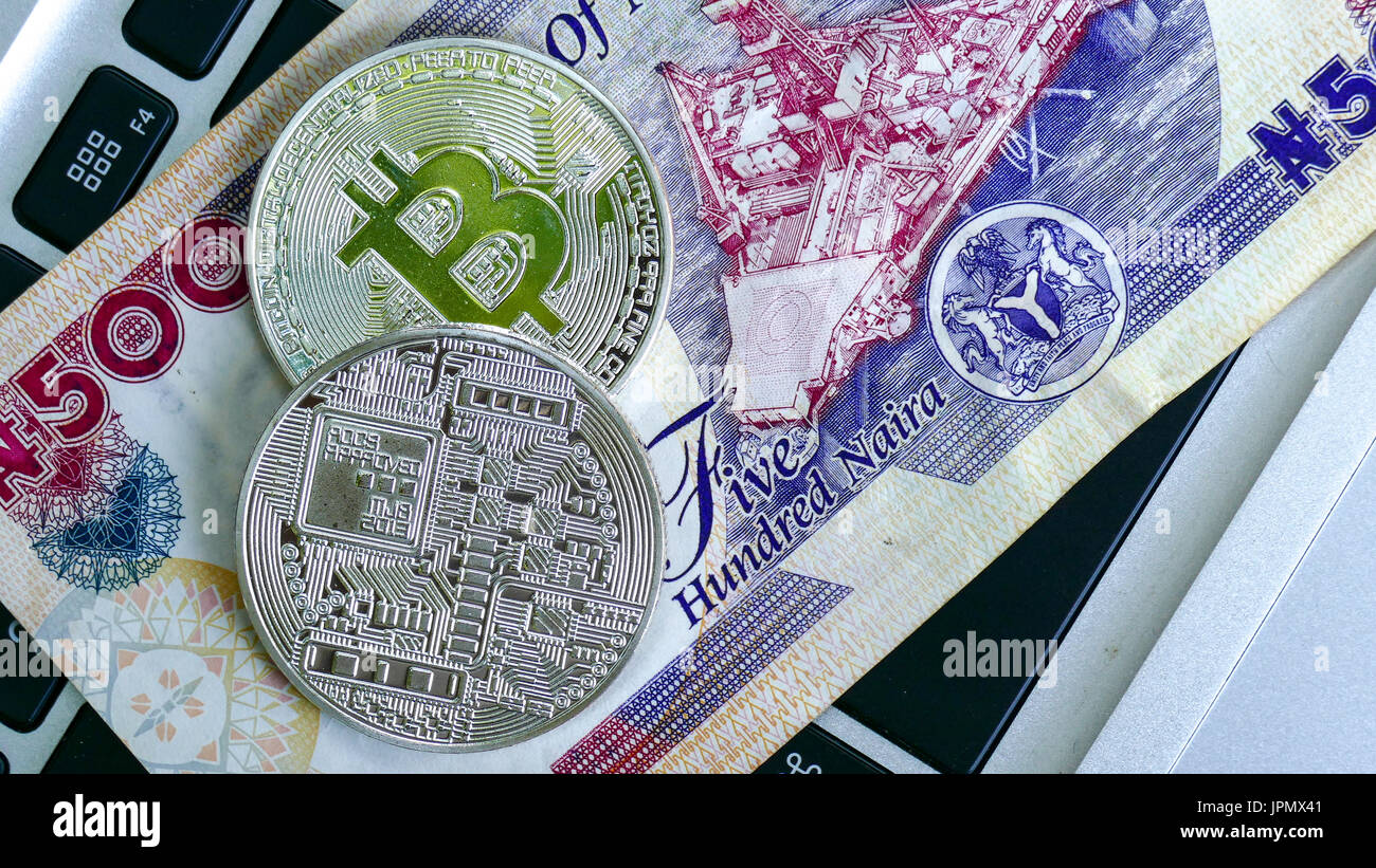Nigerian Coin Stock Photos & Nigerian Coin Stock Images - Alamy