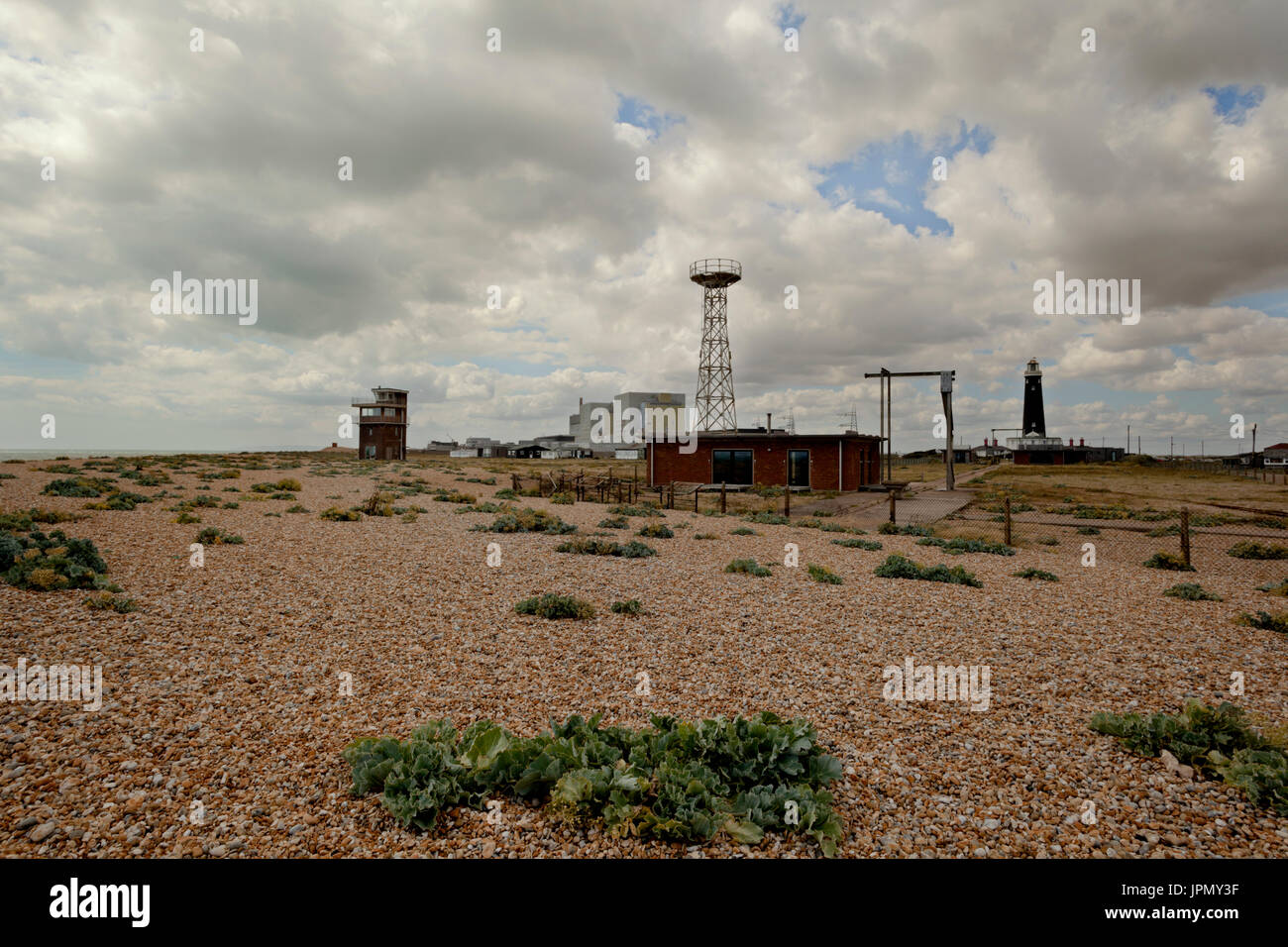 Dungeness B Power Station Kent - Stock Image