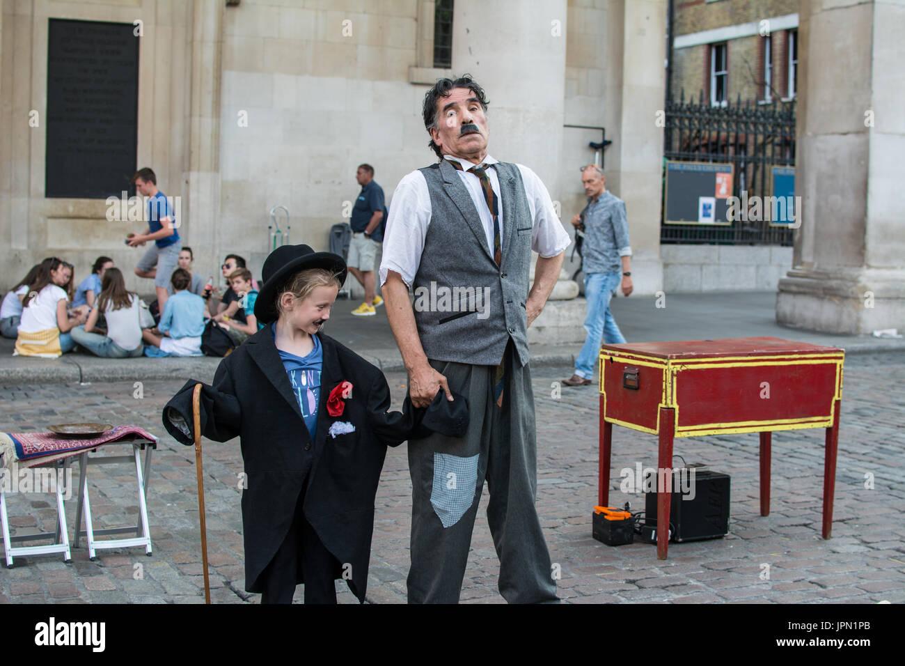 Covent Garden - Stock Image