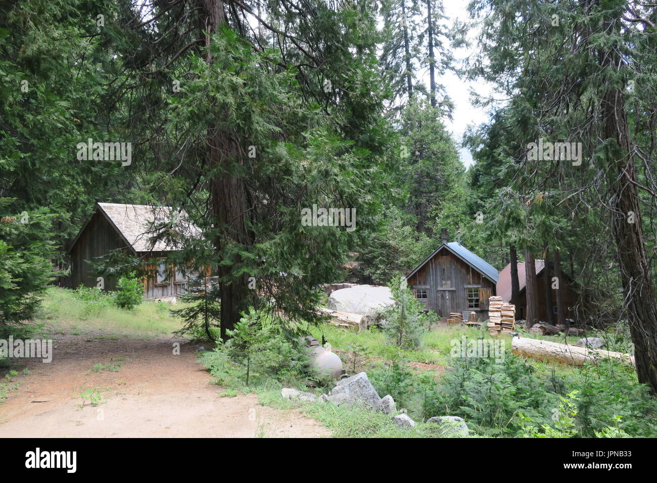 park area wood old stock tulare cabins county photo states national century sequoia in plank king mineral california united rustic