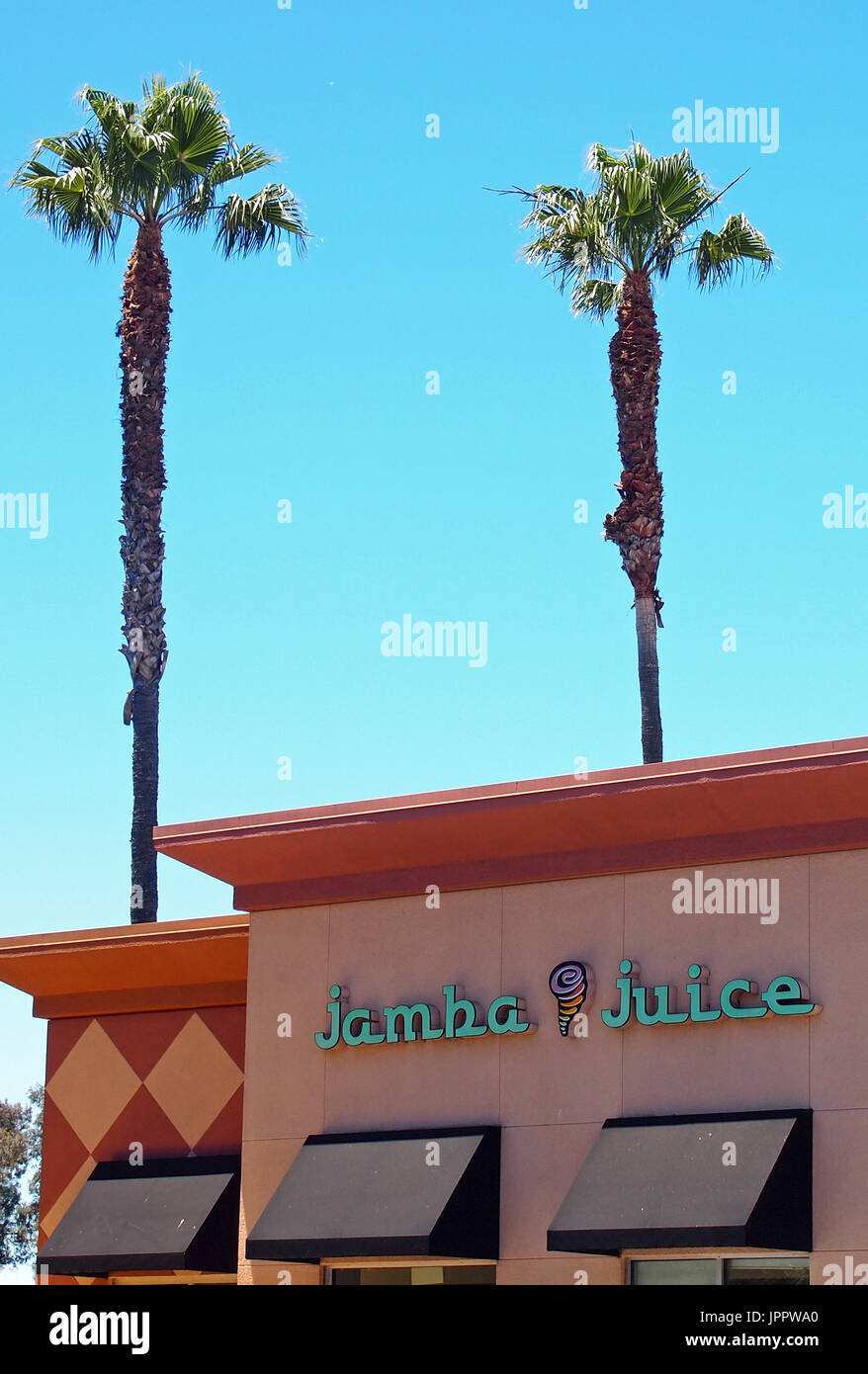 Jamba Juice High Resolution Stock Photography And Images Alamy