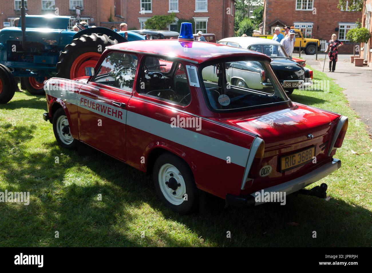 A Trabant 601 Universal car - Stock Image