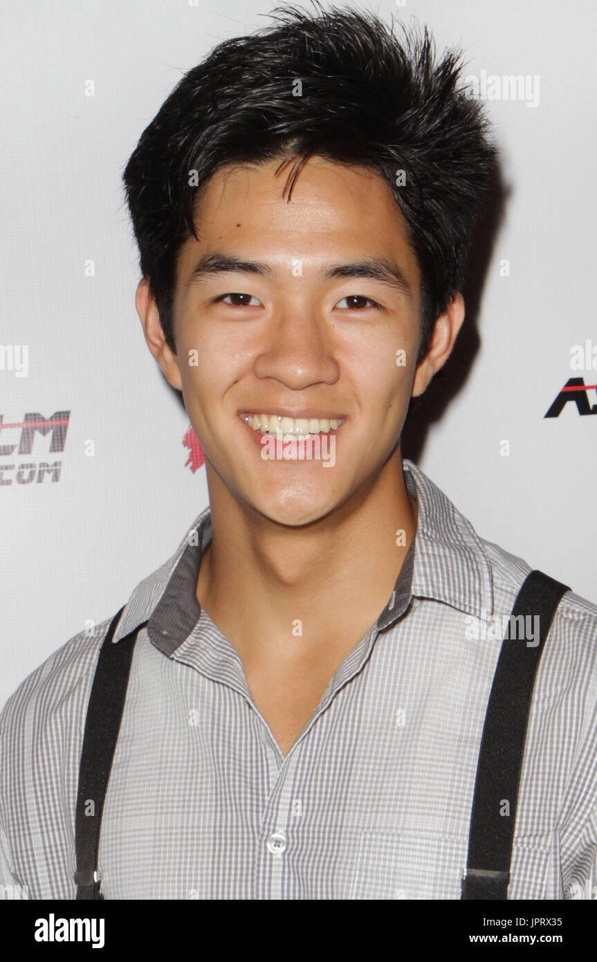 Ryan Tsang at the Asians On Film Festival 2013 Summer