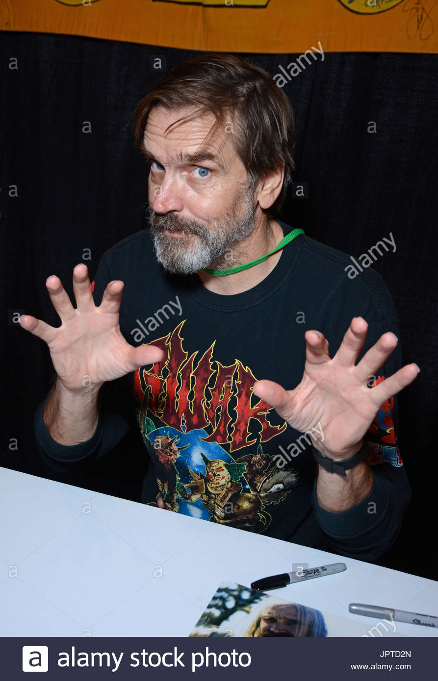 bill moseley spooky empire ultimate halloween weekend at the hyatt regency orlando florida