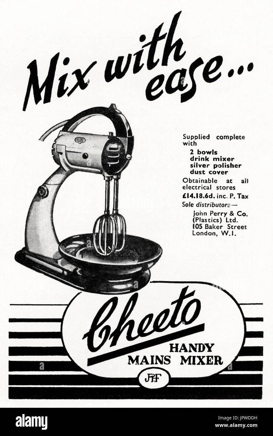Retro Pink Jello Ad Poster Vintage Kitchen Poster 1950/'s VINTAGE KITCHEN AD