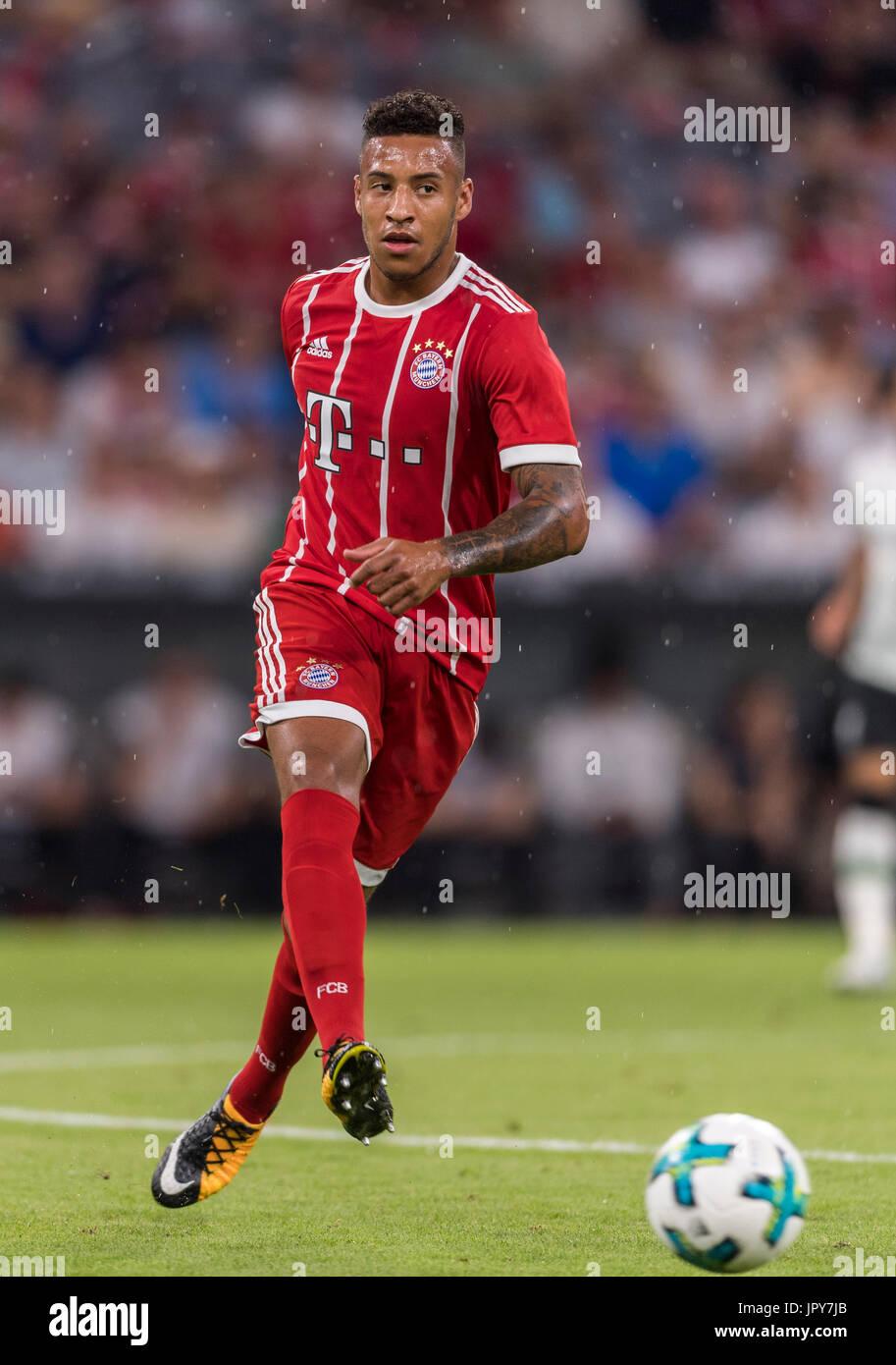 Corentin Tolisso Fc Bayern München High Resolution Stock ...