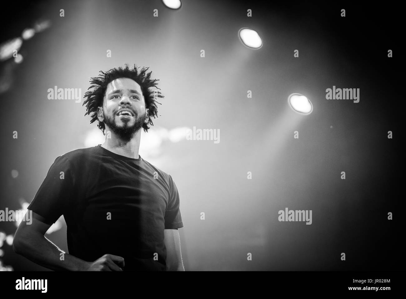 Jcole Black And White Photo