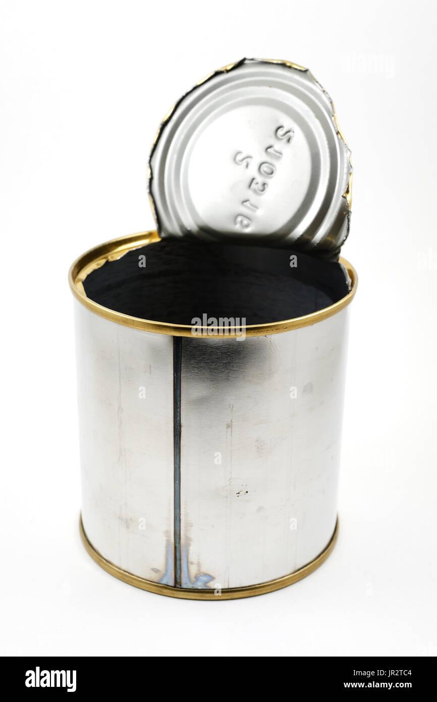 Empty Tin Can Stock Photography: 330ml Stock Photos & 330ml Stock Images