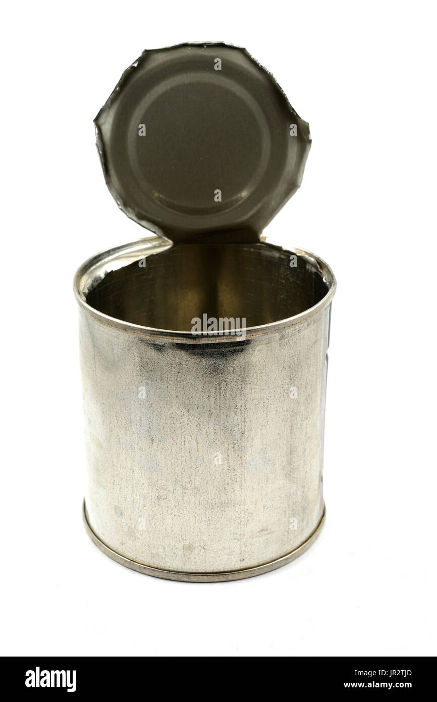 Empty Tin Can Stock Photography: Crumpled Beer Can Stock Photos & Crumpled Beer Can Stock