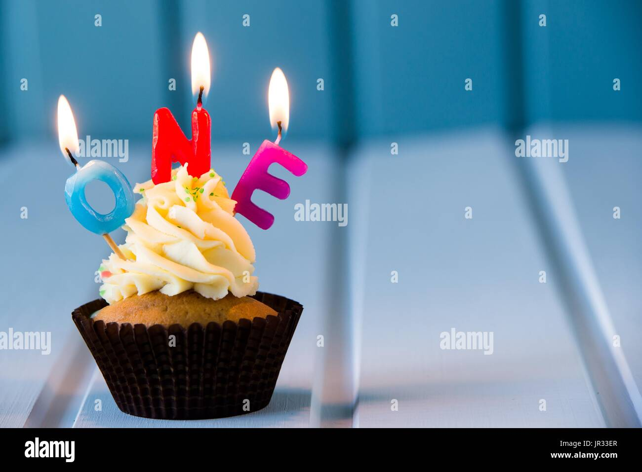 Incredible Birthdays Cake Cupcake With A Candles For 1 First Birthday Funny Birthday Cards Online Barepcheapnameinfo
