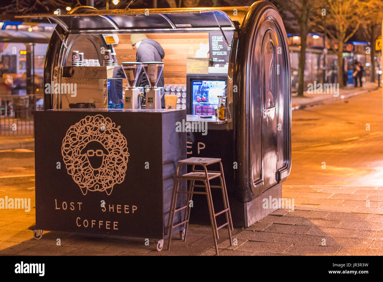 The Lost Sheep Coffee An Artisan Coffee Bar At The Top Of