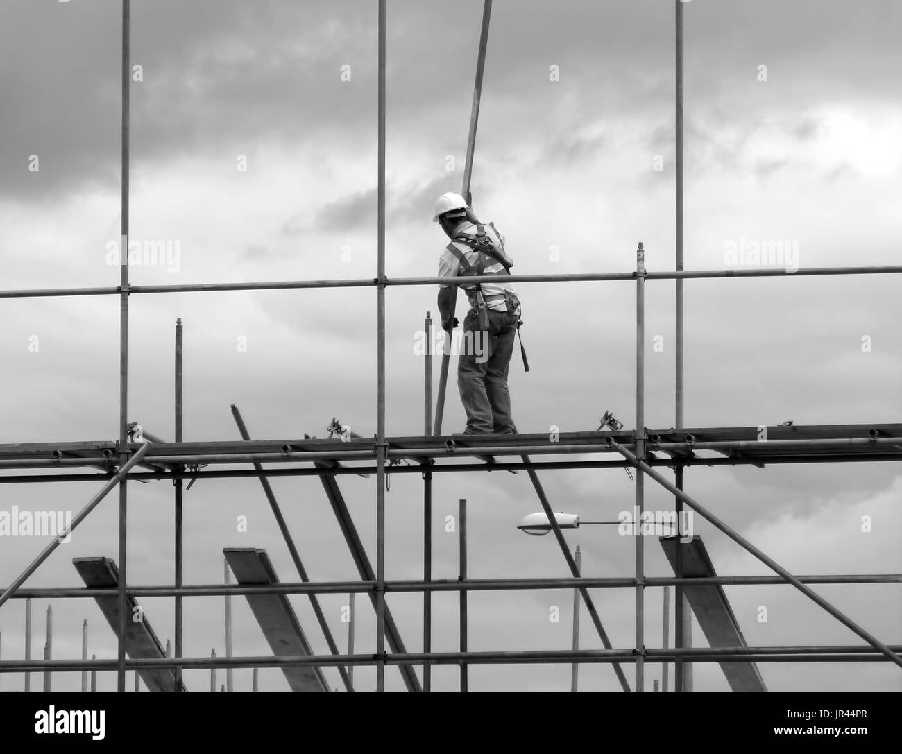 Scaffolding Clamps Stock Photos & Scaffolding Clamps Stock Images ...