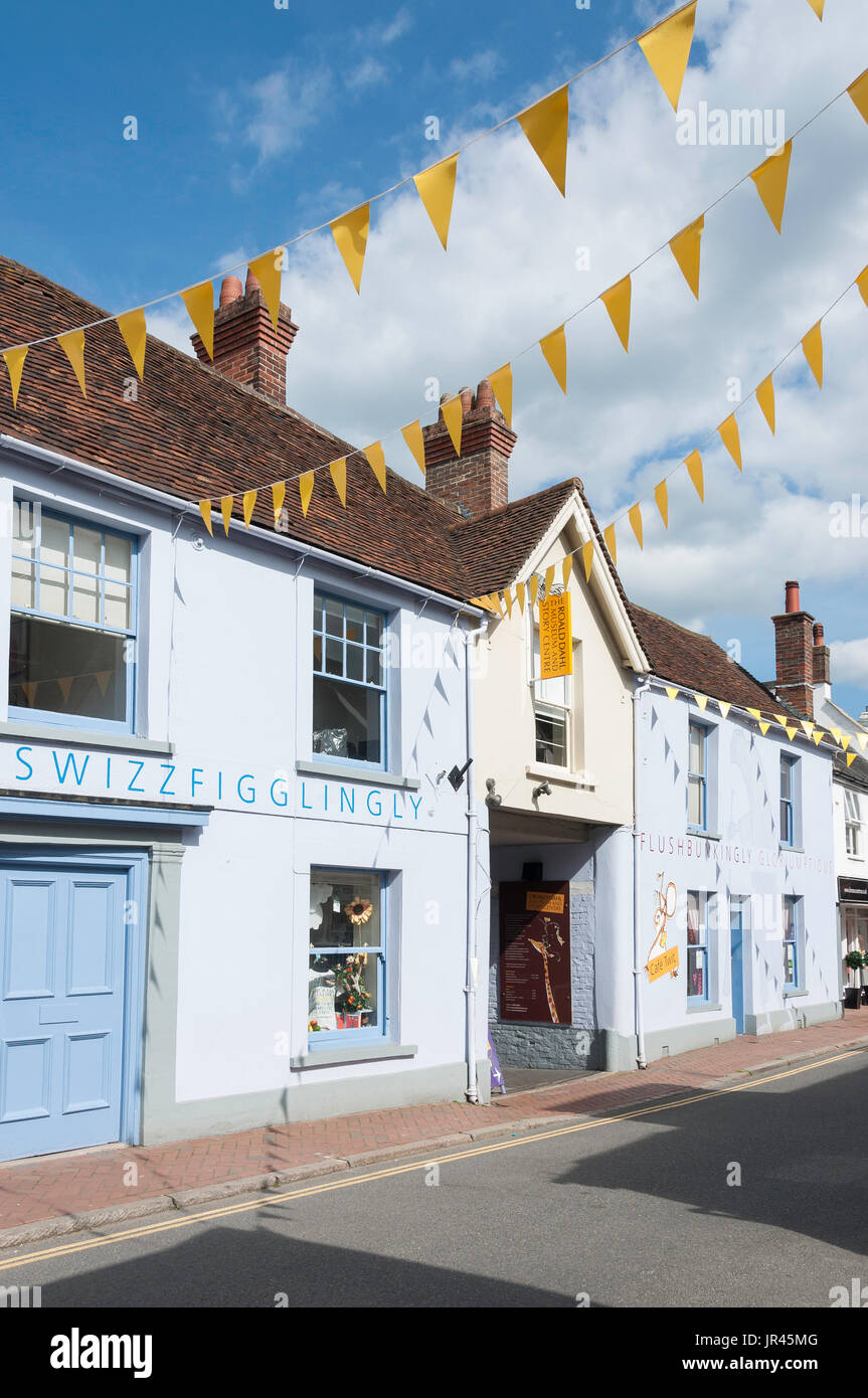 Roald Dahl Museum & Story Centre, High Street, Great Missenden, Buckinghamshire, England, United Kingdom Stock Photo