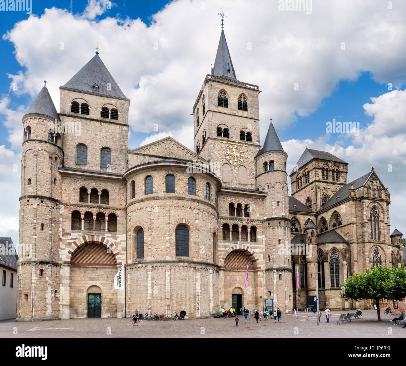 Trier Cathedral (High Cathedral of Saint Peter), reportedly