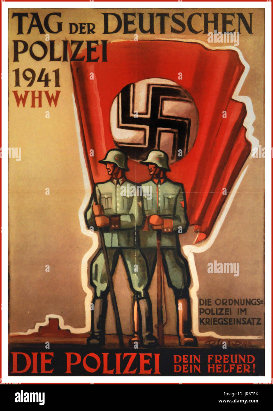 Swastika Flag World War 2 Stock Photos & Swastika Flag World
