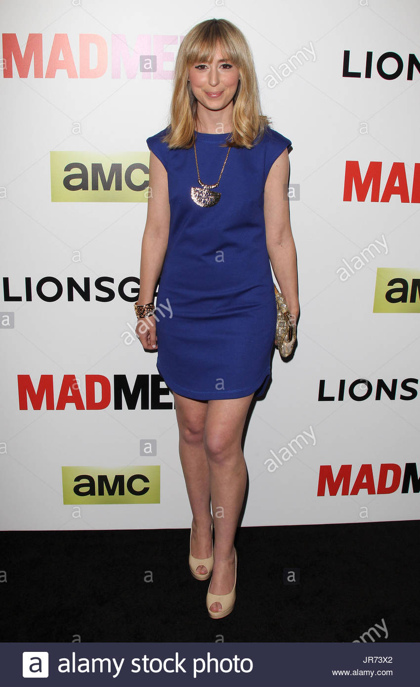 Stephanie Drake Season Seven Premiere Of Mad Men At The Arclight