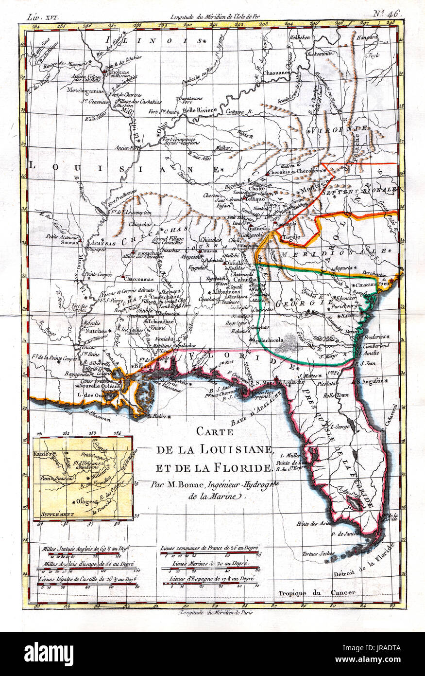 Map Of Louisiana Territory.Louisiana Territory Map Stock Photos Louisiana Territory Map Stock