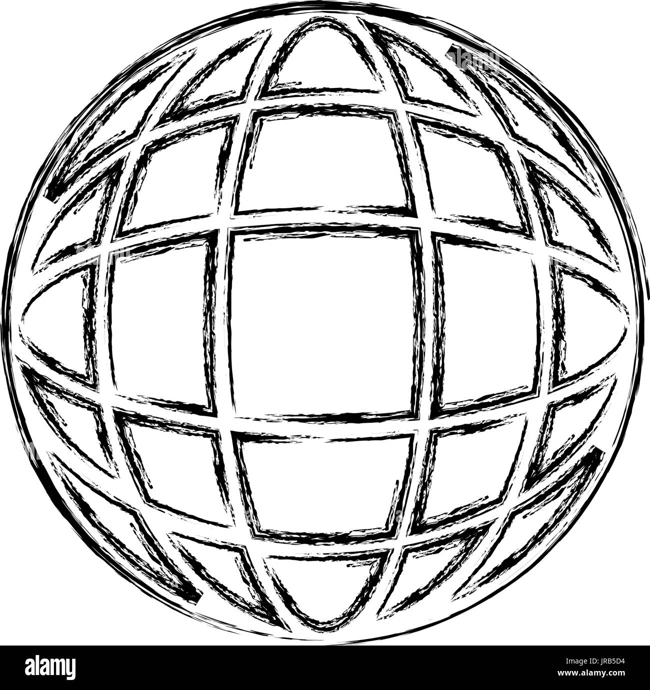 Wire Ball Stock Vector Images - Page 3 - Alamy