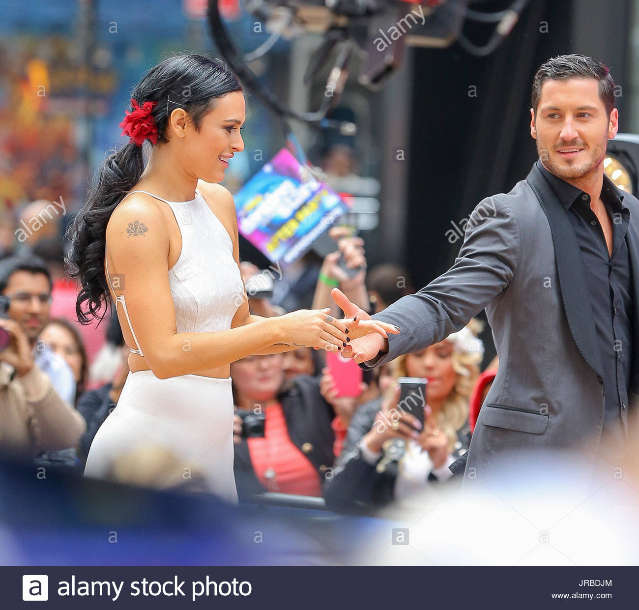 dancing with the stars winner 2015
