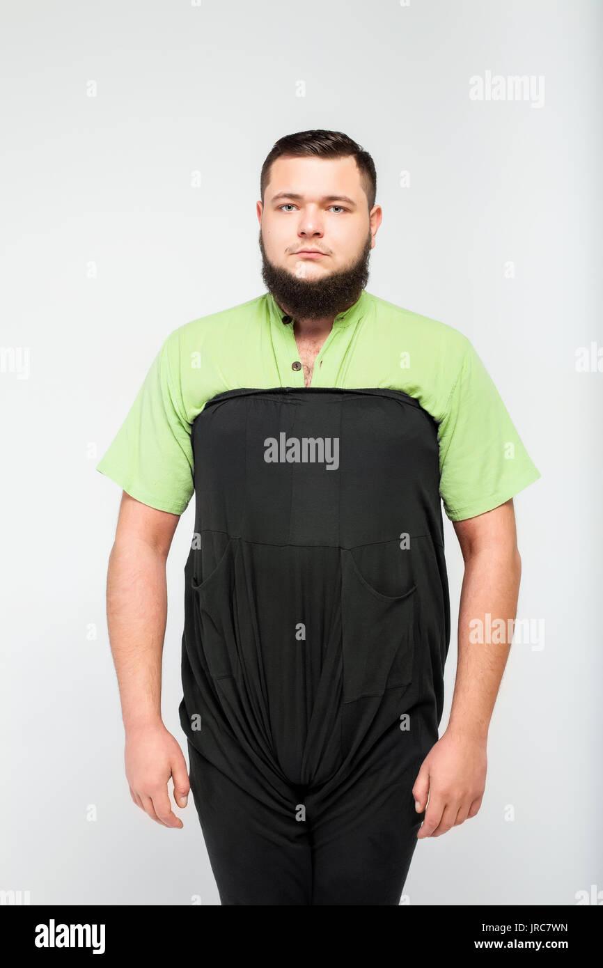 Funny Fat Man Fat Man Funny S...