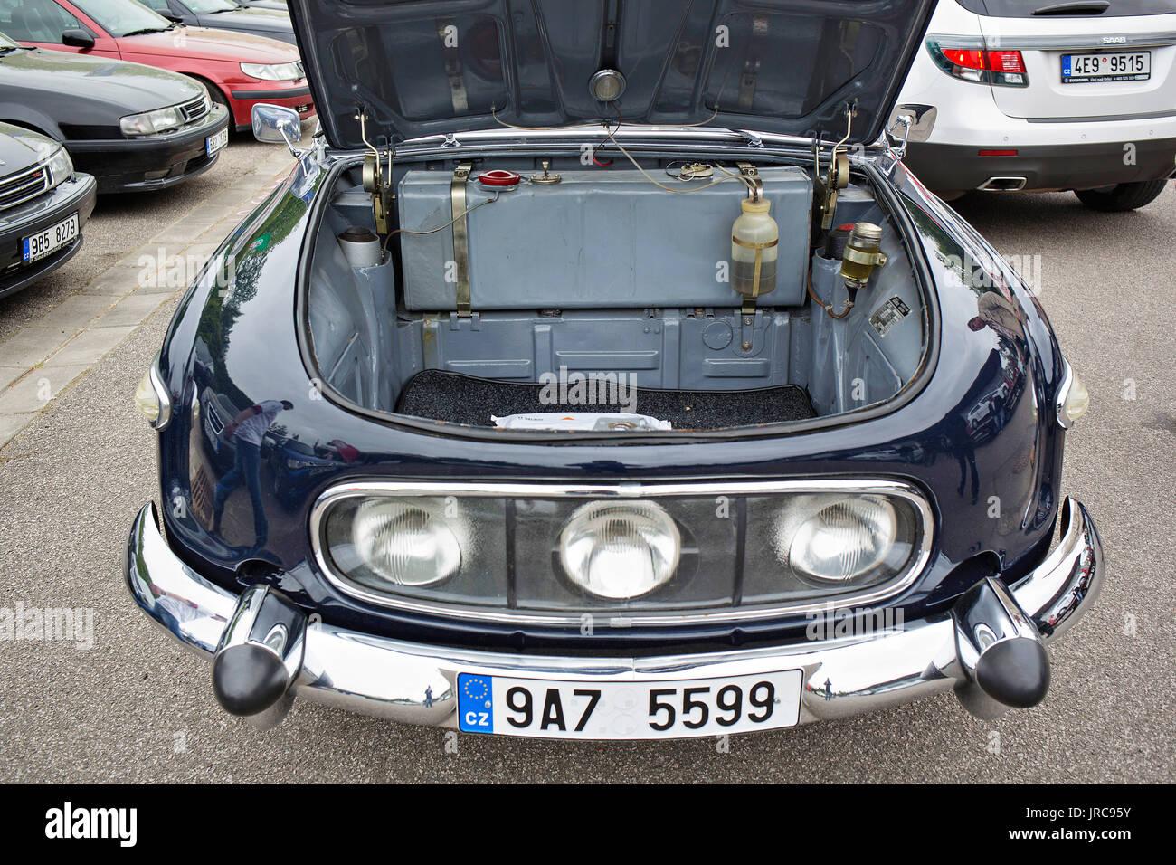 Tatra 603 veteran car