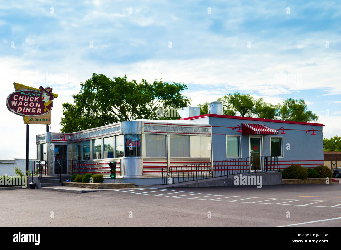 1950s Diner Stock Photos Amp 1950s Diner Stock Images Alamy