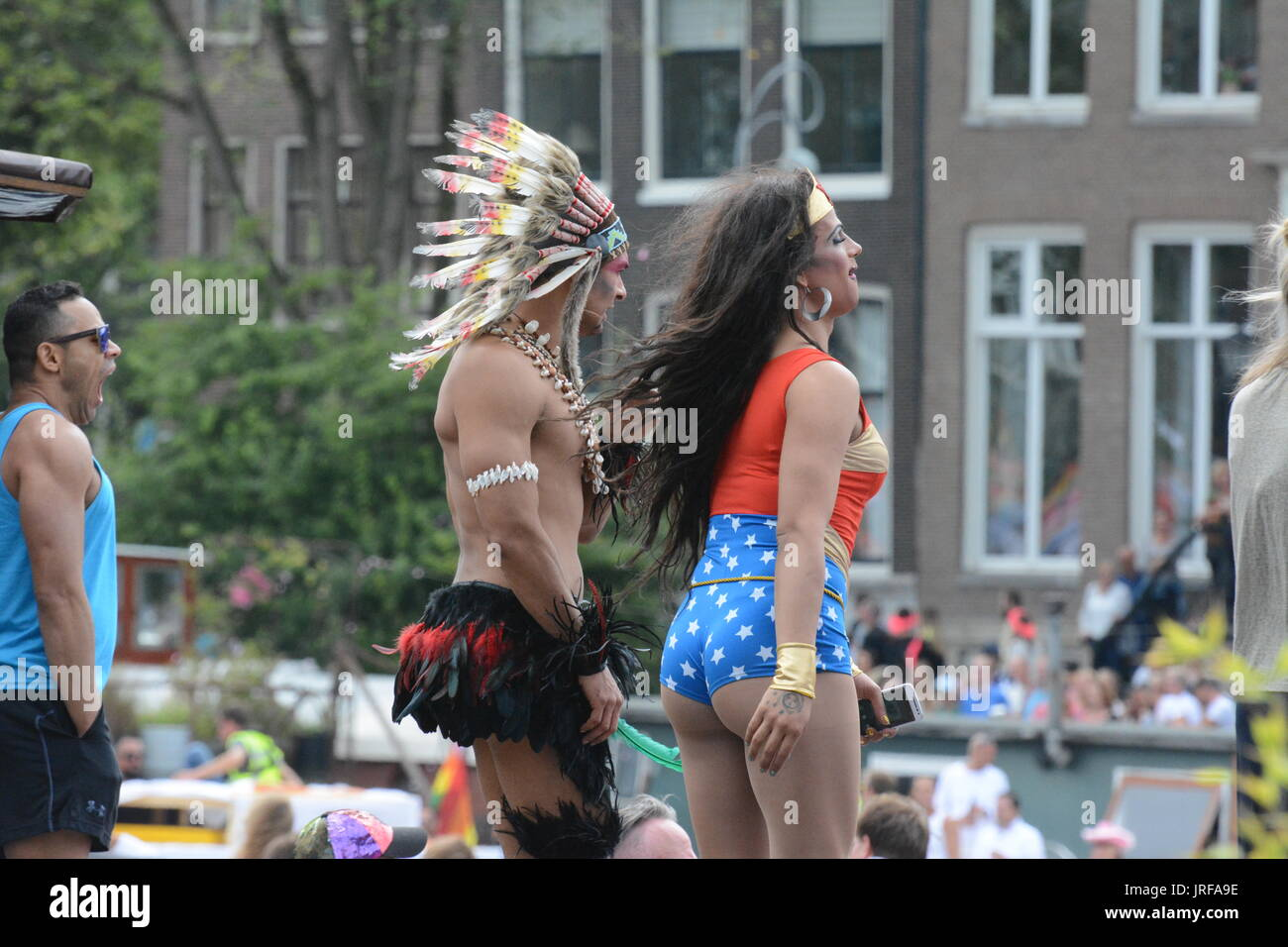 Amsterdam live gay